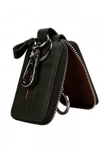 Key holder wallet Beverly Hills 10 black